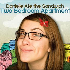 Two Bedroom Apartment from Danielle Ate the Sandwich