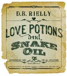 "Album Review: ""Love Potions and Snake Oil"" by D.B. Rielly"