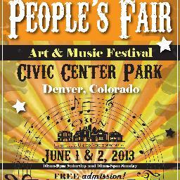 Capitol Hill People's Fair: Denver Live Music Weekend Pick June 1-2